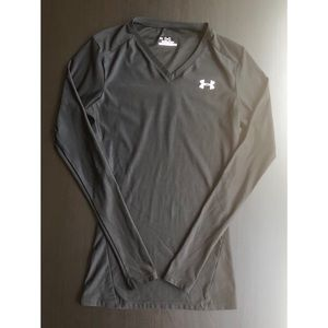 Under Armour Heat Gear Long Sleeve Top XS
